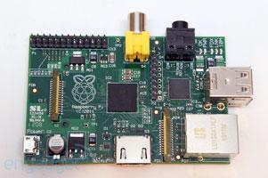 Raspberry Pi SBC